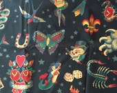 Alexander Henry Tattoo Fabric