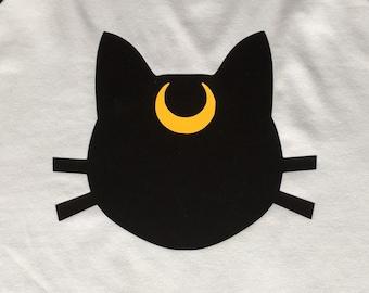 Sailor Moon (Luna) T-shirt