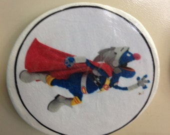 Super Grover Magnet