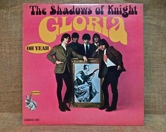 RARE...The SHADOWS of KNIGHT - Back Door Man - 1966 Vintage Vinyl Record Album