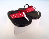 Special order for Cheri Hill: Doll Flip Flops