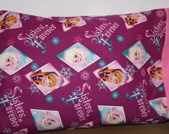 Sisters Forever Youth/Travel and Standard Pillowcase