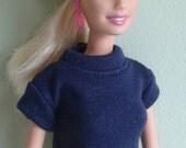 T-Shirt fits Barbie Fashion Doll
