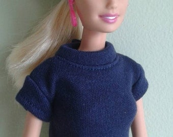 T-Shirt fits Barbie Fashion Doll