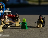 Lego Photography - Ghostbusters - Limited Edition Print no. 21/125