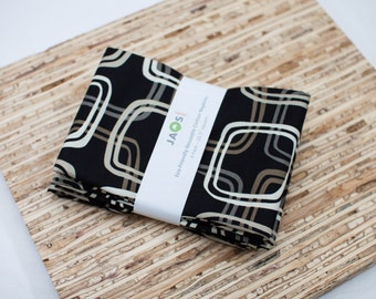 Eco-Friendly Large Cloth Napkins - Set of 4 - (N2542)