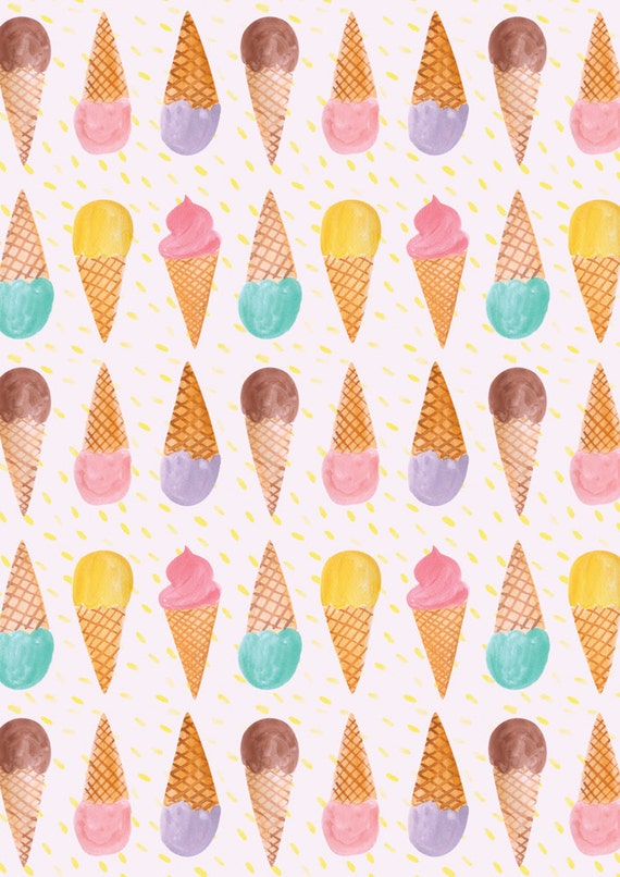 Crush image within ice cream printable