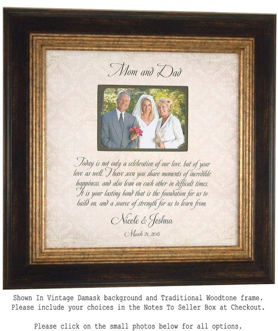 Parents Wedding Gift,,Sign, Thank You Gift, MOM & DAD,  Bride, Groom, Today A Celebration, Decor Signage, Bridal Shower Gift, 16 X 16