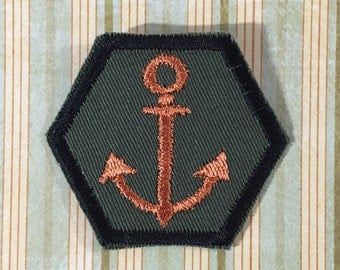 STEAMPUNK Merit Badge - Anchor Steampunk Scouts