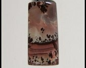 Designer Bead Made From Apache Sage/Mimbres Valley Rhyolite