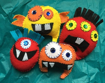 Bed Bugs Tooth Fairy Pillows