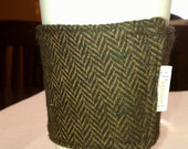 2 Cup Cozies and 1 Eyeglass Case
