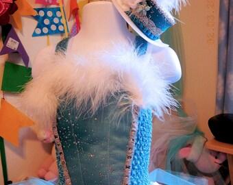 Elsa inspired coordinating hat from Disney Frozen