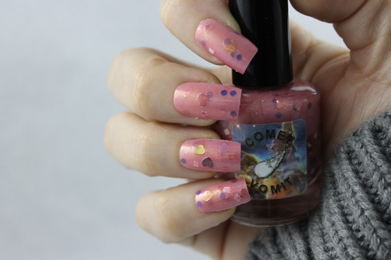 Love in Alderaan Places nail polish by Comet Vomit