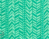 LAST PIECE What a Gem Herringbone in Green, Allison Cole, 100% Cotton, Camelot Fabrics, 8140604 3