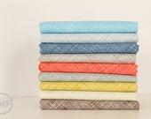 Fat Quarter Bundle Architextures Crosshatch New Colors, 9 Pieces, Carolyn Friedlander, Robert Kaufman Fabrics, 100% Cotton Fabric, AFR-13503