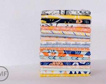 Half Yard Bundle Tule Full Collection, 20 Pieces, Leah Duncan, Art Gallery Fabrics, 100% Cotton Fabric, TL