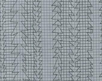 Doe Lightning in Grey, Carolyn Friedlander, Robert Kaufman Fabrics, 100% Cotton Fabric, AFR-15027-12 GREY