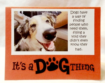It's a dog thing  Set of 2  Greeting Cards