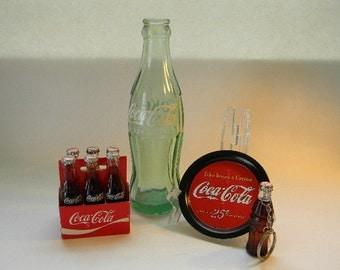 COCA COLA, Vintage Coke Items