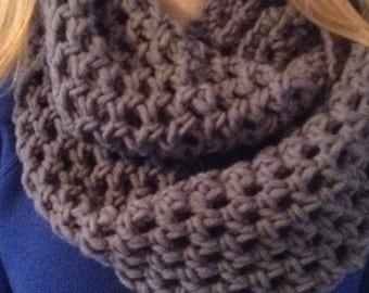 Chunky circle scarf infinity scarf Winter accessories ories