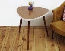 Big Mid Century German Coffee Table