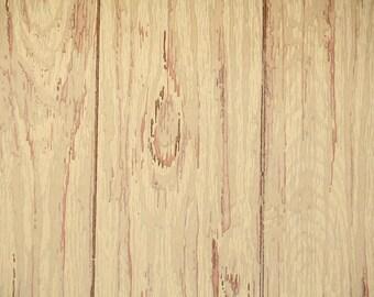 Retro Wallpaper by the Yard 60s Vintage Wallpaper - 1960s Tan Woodgrain Faux Finish Wood Paneling