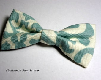 Bow Tie - Damask
