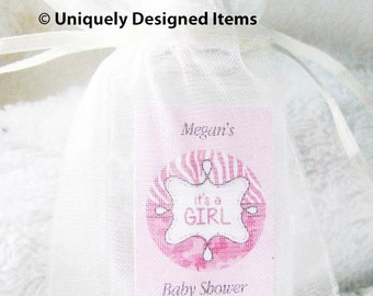 Baby shower favors- hand sanitizers