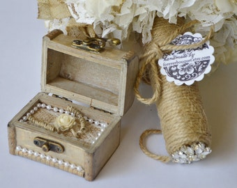 Small Ring Bearer Box