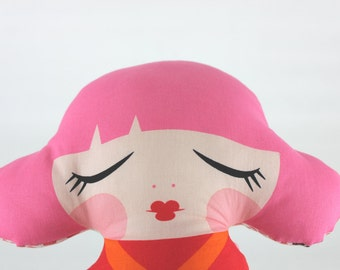 Hello Tokyo Plush Doll, Pinkie