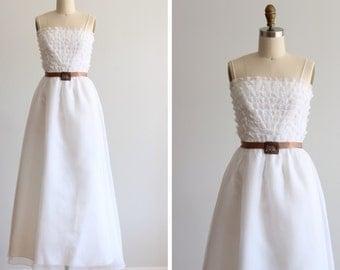 1970s Juliette Lace Wedding Dress