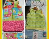 Baby Doll Bunting Bag - 15 inch Dolls