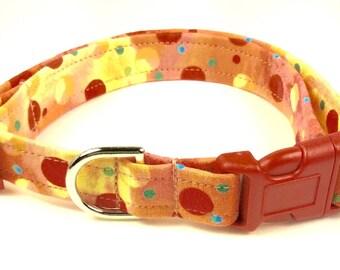Sunburst Dog Collar - Adjustable