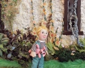 Softsculpture Dolls House Doll - Benjamin