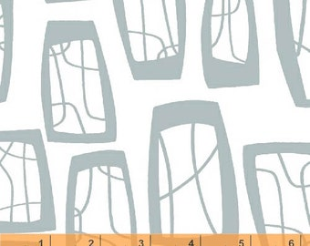 Glimma - Soba Gray by Lotta Jansdotter from Windham Fabrics