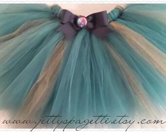 Merida - Princess Boutique Tutu Disney inspired-  adult-running length or standard length