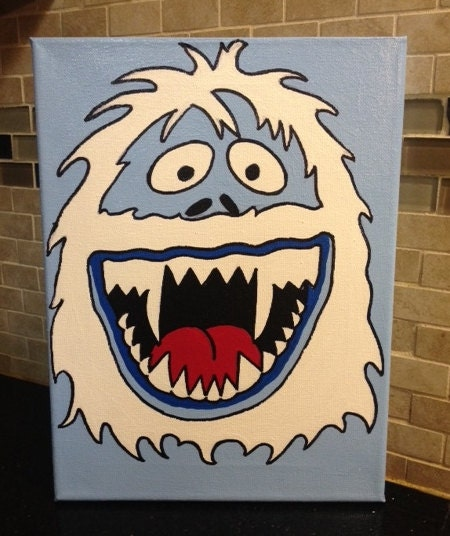 Abominable Snowman From Rudolph The Red Nosed Reindeer