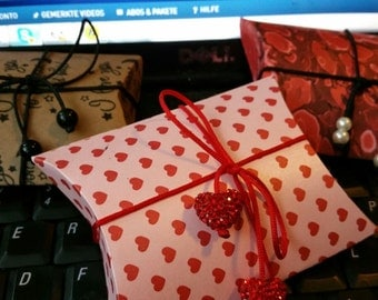 Pillow box gift box add on only