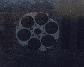 NOIR vinyl sticker