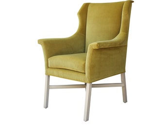 Mid century modern brady chair