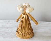 how to make doll from straw