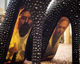 Breaking Bad Custom Heels
