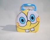 SpongeBob Children's Storage Pouch or Play Toy