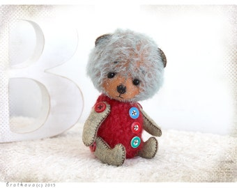 Artist Teddy Mini 6 inch ) June collection