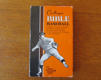 Challengers Bible Baseball Game