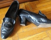 Reserved do not buy Antique Victorian shoes c. 1895- 1896