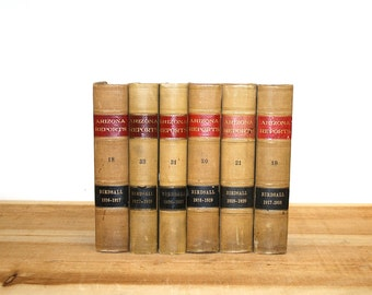 Rare Study Instant Library Arizona Reports Vintage Book Collection More Available