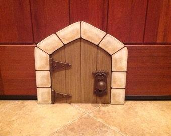 """Mini Alice in Wonderland Door    """"Bronze"""""""