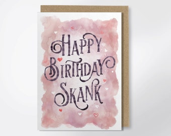 old saint nic nicolas cage christmas card funny christmas, Birthday card